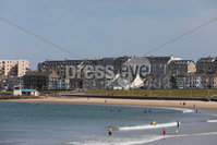 PressEye - Belfast - Northern Ireland - 30th May 2020. General views of the West Strand in Portrush.. Picture: Philip Magowan / PressEye