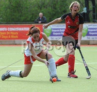 Mandatory Credit: Rowland White/Presseye. Women\'s Hockey: Intermediate Cup