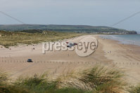 PressEye - Belfast - Northern Ireland - 30th May 2020. General views of the Portstewart Strand. . Picture: Philip Magowan / PressEye