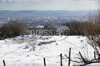 Press Eye - Weather Picture - Cave Hill Belfast - 12th February 2020. Photograph by Declan Roughan