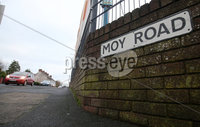 Press Eye - Belfast - Northern Ireland - 27th December 2018. 46-year-old pedestrian killed after being hit by a car on the Moy Road outside Armagh in the early hours of Thursday morning. . General view of the Boy Road in Armagh. . Picture by Jonathan Porter/PressEye