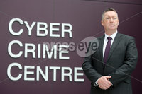 Press Eye - Belfast - Northern Ireland - 19th June 2019 . PSNIs Cyber Crime Centre officially opens in south Belfast.  The unit which deals with high end cyber crime has been in the new 4.3 million facilely for over a year.  Detective Superintendent Richard Campbell, Head of PSNI\'s Cyber Crime Unit.. Photo by Jonathan Porter / Press Eye .