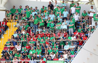 Press Eye - Belfast -  Northern Ireland - 03rd June 2018 - Photo by William Cherry/Presseye. Northern Ireland fans during Sunday mornings International Friendly against Costa Rica at the Nuevo Estadio Nacional de Costa Rica in San Jose.   Photo by William Cherry/Presseye