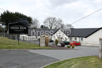 Press Eye - Belfast - Northern Ireland - 30th March 2020 - . General view of Owen Mor Care Centre, Culmore, Derry.. Photo by Lorcan Doherty / Press Eye..