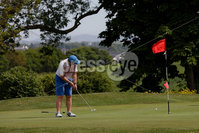 PressEye - Belfast - Northern Ireland - 20th May 2020. Pictured: Golfers returned to the fairways at Banbridge Golf Club today, and right across the country. . Picture: Philip Magowan / PressEye
