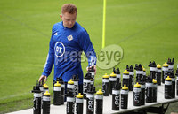 Press Eye - Belfast, Northern Ireland - 01st September 2020 - Photo by William Cherry/Presseye. Northern Ireland\'s Shayne Lavery during Tuesday mornings training session at the National Stadium at Windsor Park, Belfast ahead of Friday nights Nations League game in Romania.    Photo by William Cherry/Presseye