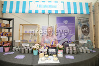 Press Eye - Belfast - Northern Ireland - 15th May 2019. First day of the Balmoral Show, in partnership with Ulster Bank.  Pictured at Balmoral Park, outside Lisburn, is Betty Rodgers with her creams and balms business A Blissful Blend.  Ulster Bank has provided space in its market at Balmoral Show to entrepreneurs from Ulster Bank\'s Entrepreneur Accelerator programme as well as small business customers. . . Picture by Jonathan Porter/PressEye. .