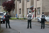 Press Eye - Coulson Avenue Death - 22nd June 2019. Photograph be Declan Roughan. Police are investigating the sudden death of a man in Lisburn. A statement on the incident was released at 12.10am on Saturday, June 22.cA PSNI spokesperson said: