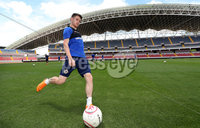 Press Eye - Belfast -  Northern Ireland - 02nd June 2018 - Photo by William Cherry/Presseye. Northern Ireland\'s Paul Smyth pictured during Saturday mornings training session at the Nuevo Estadio Nacional de Costa Rica in San Jose ahead of Sundays Friendly International against Costa Rica.. Photo by William Cherry/Presseye