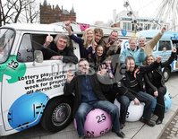 National Lottery\'s Britain Has Balls Tour