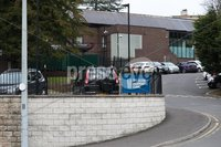 Press Eye - Belfast - Northern Ireland - Monday 23rd March 2020 - . General view of the Ulster Independent Clinic  private hospital in Belfast.. Enforced social distancing is likely to be introduced soon, Northern Ireland\'s health minister Robin Swann has said. Photo by Kelvin Boyes / Press Eye .
