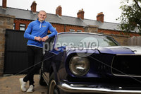 Press Eye - Belfast - Northern Ireland - 27th May 2020 -  . Rugby player Jacob Stockdale at his East Belfast home.. Photo by Kelvin Boyes / Press Eye.