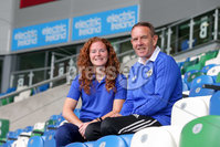 Press Eye Northern Ireland . Thursday 16th May 2019. The Irish FA is pleased to announce that former Kilmarnock, Derry City and Greenock Morton manager Kenny Shiels has been appointed as the new manager of the Northern Ireland senior womens international team. . He replaces Alfie Wylie who moved to a new position as Head of Womens Elite Performance earlier this year.  . Shiels has huge experience as both a player and as a coach. He represented clubs such as Coleraine, Distillery and Ballymena United in the Irish league before turning his hand to management. His coaching career has taken him to clubs as diverse as Carrick Rangers, Moyola Park and BEC Tero Sasana in Thailand. .