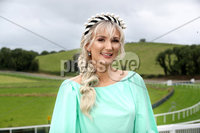 Press Eye - Belfast - Northern Ireland - 11th August 2019 - Ivon Moore pictured at the Downpatrick Racecourse Style Sunday race meeting. . Photograph by Declan Roughan / Press Eye