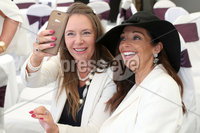 Press Eye - Belfast - Northern Ireland - 11th August 2019 -  - Downpatrick Racecourse Style Sunday race meeting. . Photograph by Declan Roughan / Press Eye