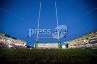 European Rugby Champions Cup Round 4, Kingspan Stadium, Belfast 15/12/2017. Ulster vs Harlequins. A view of Kingspan Stadium before the game. Mandatory Credit ©INPHO/Bryan Keane