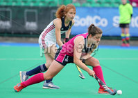 Press Eye - Belfast - Northern Ireland - 16th June 2019 . FIH Womens Series Finals Banbridge 2019. France Vs Scotland. . Photo by Jonathan Porter / Press Eye .