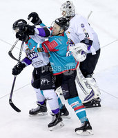 Press Eye - Belfast -  Northern Ireland - 10th March 2018 - Photo by William Cherry/Presseye. Belfast Giants John Kurtz during Saturday evenings Elite Ice Hockey League game at the SSE Arena, Belfast.