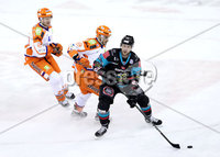 Press Eye - Belfast -  Northern Ireland - 06th January 2018 - Photo by William Cherry/Presseye. Belfast Giants John Kurtz during Saturday nights Elite Ice Hockey League game at the SSE Arena, Belfast