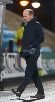 Danske Bank Premiership, Ballymena United vs Cliftonville, The Ballymena Showgrounds, Co. Antrim . 3/4/2018 . Cliftonville\'s manager Barry Grey . Mandatory Credit ©INPHO/Matt Mackey