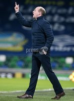 Tennent\'s Irish Cup Quarter-Final, Windsor Park, Belfast 13/3/2018 . Linfield vs Cliftonville. Cliftonville manager Barry Gray. Mandatory Credit ©INPHO/Jonathan Porter