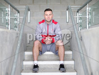 Press Eye Belfast - Northern Ireland 6th December 2017. Ulster Rugby press conference at the Kingspan Stadium in east Belfast ahead of their European Rugby Champions Cup match against Harlequins at Twickenham on Sunday. . John Cooney.. Picture by Jonathan Porter/PressEye.com