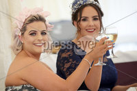 Press Eye - Belfast - Northern Ireland - 11th August 2019 -  Downpatrick Racecourse Style Sunday race meeting. . Photograph by Declan Roughan / Press Eye