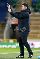 Tennent\'s Irish Cup Quarter-Final, Windsor Park, Belfast 13/3/2018 . Linfield vs Cliftonville. Linfield\'s manager David Healy . Mandatory Credit ©INPHO/Jonathan Porter