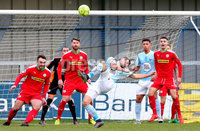 Danske Bank Premiership, Milltown Playing Fields, Newry 2/12/2017 . Warrenpoint Town vs Cliftonville. Warrenpoint\'s Stephen Murray. Mandatory Credit ©INPHO/Philip Magowan
