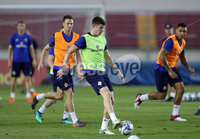 Press Eye - Belfast -  Northern Ireland - 28th May 2018 - Photo by William Cherry/Presseye. Northern Ireland\'s Paddy McNair during Monday evenings training session at the Estadio Rommel Fernandez, Panama City.