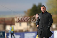 Sadler\'s Peaky Blinders Irish Cup First Round. The Showgrounds, Ballymena, Northern Ireland 27/4/21. Ballymena United vs Portadown. Matthew Tipton of Portadown. Mandatory Credit INPHO/PressEye/Philip Magowan