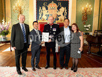 LCCC Hillsborough Castle 20th September 2016