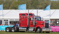Press Eye - Belfast - Northern Ireland - 16th May 2019. Day two of the Balmoral Show in partnership with Ulster Bank at Balmoral Park outside Lisburn.Trucking at the show..  . Picture by Jonathan Porter/PressEye