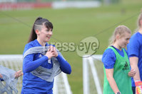 PressEye - Belfast - Northern Ireland - 22nd February 2021. Northern Ireland\'s Toni-Leigh Finnegan during Monday afternoons training session ahead of Tuesday\'s Women\'s Friendly International against England at St George\'s Park, England. . Picture: Philip Magowan / Press Eye