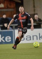 . Danske Bank Premiership, Seaview, Belfast 13/1/2018. Crusaders vs Ards. Crusaders Jonny Bonner. Mandatory Credit ©INPHO/Stephen Hamilton