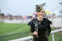Press Eye - Belfast - Northern Ireland - 3rd November 2018 . Down Royal Festival of Racing - Day 2. pictured at Down Royal . Photo by Kelvin Boyes / Press Eye..