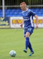 Press Eye - Danske Bank Premiership  - 12th August 2017. Dungannon Swifts v Coleraine. Photograph By Declan Roughan. Coleraines Jarlath O\'Rourke
