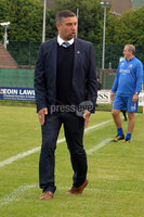 © Presseye.com. Warrenpoint manager, Matthew Tipton.. Photo by TONY HENDRON/Presseye.com.