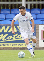 Press Eye - Danske Bank Premiership  - 12th August 2017. Dungannon Swifts v Coleraine. Photograph By Declan Roughan. Coleraine's Eoin Bradley