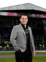 Press Eye - Belfast -  Northern Ireland - 13th September 2019 - Photo by William Cherry/Presseye . Australian tenor Mark Vincent is all set for this years BBC Proms in the Park at the Titanic Slipways in Belfast which takes place tomorrow evening (Saturday 14 September)..  . Extracts from BBC Proms In The Park in Northern Ireland will be carried nationally across BBC One and BBC Two on the night. Viewers may also to choose to watch a live stream of the Belfast show at: bbc.co.uk/nilive.  . BBC Radio Ulster will also be live on the night with presenter John Toal from 7.30pm. And BBC One Northern Ireland will broadcast a highlights programme on Sunday 22 September at 5.35pm, followed by a programme featuring highlights of Proms in the Park across the United Kingdom at 7pm on BBC Four. .  . For those attending the Belfast concert, access to the Titanic Slipways will be from 5.30pm on Saturday, September 14. As this is an outdoor event, audiences are advised to dress for the weather..  . For those using public transport, train and bus services will operate as normal. For those driving to the event there will be clear car parking signage within the Titanic Quarter and on approach roads and Queens Road. Car parking will be available on Titanic Quarter surface car parks. The parking charge is 5.00 and exits from these car parks will be restricted after the event until the Queens Road is clear of pedestrians   Photo by William Cherry/Presseye