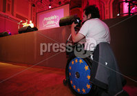 Press Eye - Belfast - Northern Ireland - 14th September 2019. Opponents of a no-deal exit will gather in the Ulster Hall this Saturday for the Let Us Be Heard event.  A line-up of speakers from business and across the political spectrum in Northern Ireland and the UK spoke about their opposition to the decision by Boris Johnson\'s government to prorogue Parliament for five weeks in the crucial period leading up to the Brexit deadline of October 31.  Speakers at the event included former attorney general Dominic Grieve MP, one-time Labour spin doctor Alastair Campbell and former GAA player John McAreavey with a video message from Derry Girls star Siobhan McSweeney.. . Picture by Jonathan Porter/PressEye