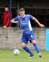 Press Eye - Danske Bank Premiership  - 12th August 2017. Dungannon Swifts v Coleraine. Photograph By Declan Roughan. Dungannon Swifts Douglas Wilson.