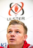 Ulster Rugby Press Conference, Kingspan Stadium, Belfast 12/9/2017. Assistant coach Dwayne Peel. Mandatory Credit ©INPHO/Morgan Treacy