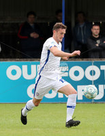 Press Eye - Danske Bank Premiership  - 12th August 2017. Dungannon Swifts v Coleraine. Photograph By Declan Roughan. Coleraine's Stephen O'Donnell