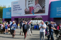 Press Eye - Belfast - Northern Ireland - 15th May 2019. Gates open for the first day of the Balmoral Show in partnership with Ulster Bank at Balmoral Park outside Lisburn. .  . Picture by Jonathan Porter/PressEye