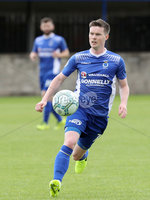 Press Eye - Danske Bank Premiership  - 12th August 2017. Dungannon Swifts v Coleraine. Photograph By Declan Roughan. Coleraine's Peter McMahon