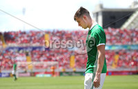 Press Eye - Belfast -  Northern Ireland - 03rd June 2018 - Photo by William Cherry/Presseye. Northern Ireland\'s Paddy McNair after the final whistle of Sunday mornings International Friendly against Costa Rica at the Nuevo Estadio Nacional de Costa Rica in San Jose.   Photo by William Cherry/Presseye