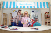 Press Eye - Belfast - Northern Ireland - 16th May 2019. Second day of the Balmoral Show, in partnership with Ulster Bank.  Pictured at Balmoral Park, outside Lisburn, is Clare Gallagher - Membership Manger with Women in Business.  Ulster Bank has provided space in its market at Balmoral Show to entrepreneurs from Ulster Bank\'s Entrepreneur Accelerator programme as well as small business customers. . Picture by Jonathan Porter/PressEye