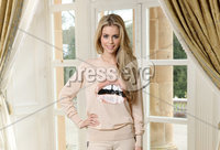 Press Eye - Belfast - Northern Ireland - Saturday 10th March 2012 -  Candy Plum fashion show at Hillsborough Castle. Jayne Higgins. Picture by Kelvin Boyes / Press Eye .