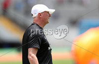 Press Eye - Belfast -  Northern Ireland - 02nd June 2018 - Photo by William Cherry/Presseye. Northern Ireland\'s manager Michael O\'Neill  pictured during Saturday mornings training session at the Nuevo Estadio Nacional de Costa Rica in San Jose ahead of Sundays Friendly International against Costa Rica.. Photo by William Cherry/Presseye
